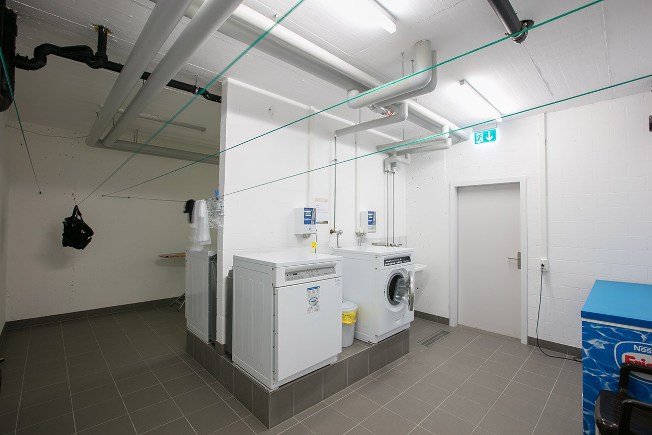 Ausstattung - Seehorn Waschraum