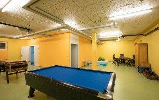 Ausstattung - Spielraum Seehorn Billiard