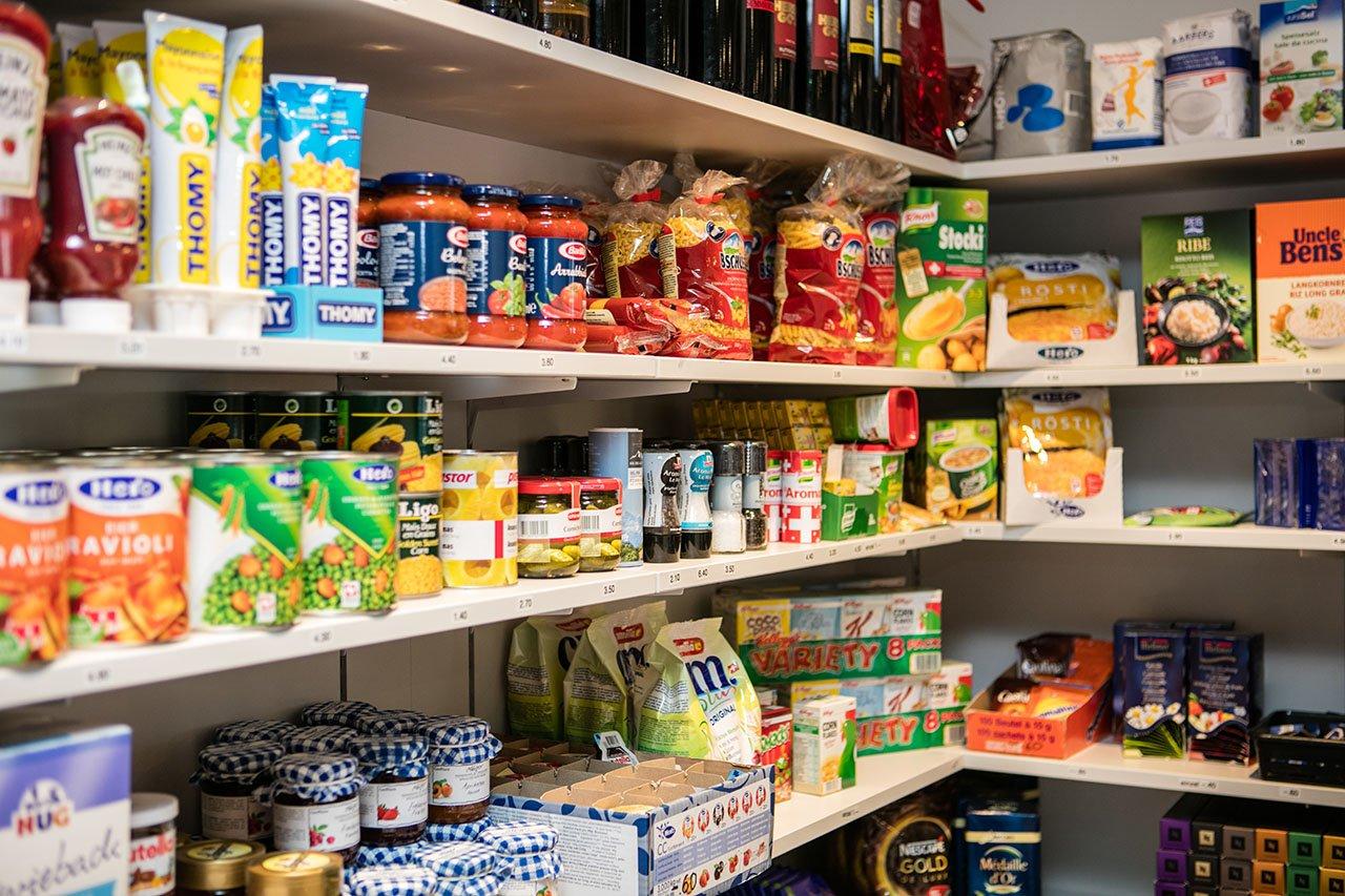Gastronomie - Camping-Lädeli Seehorn Produkte