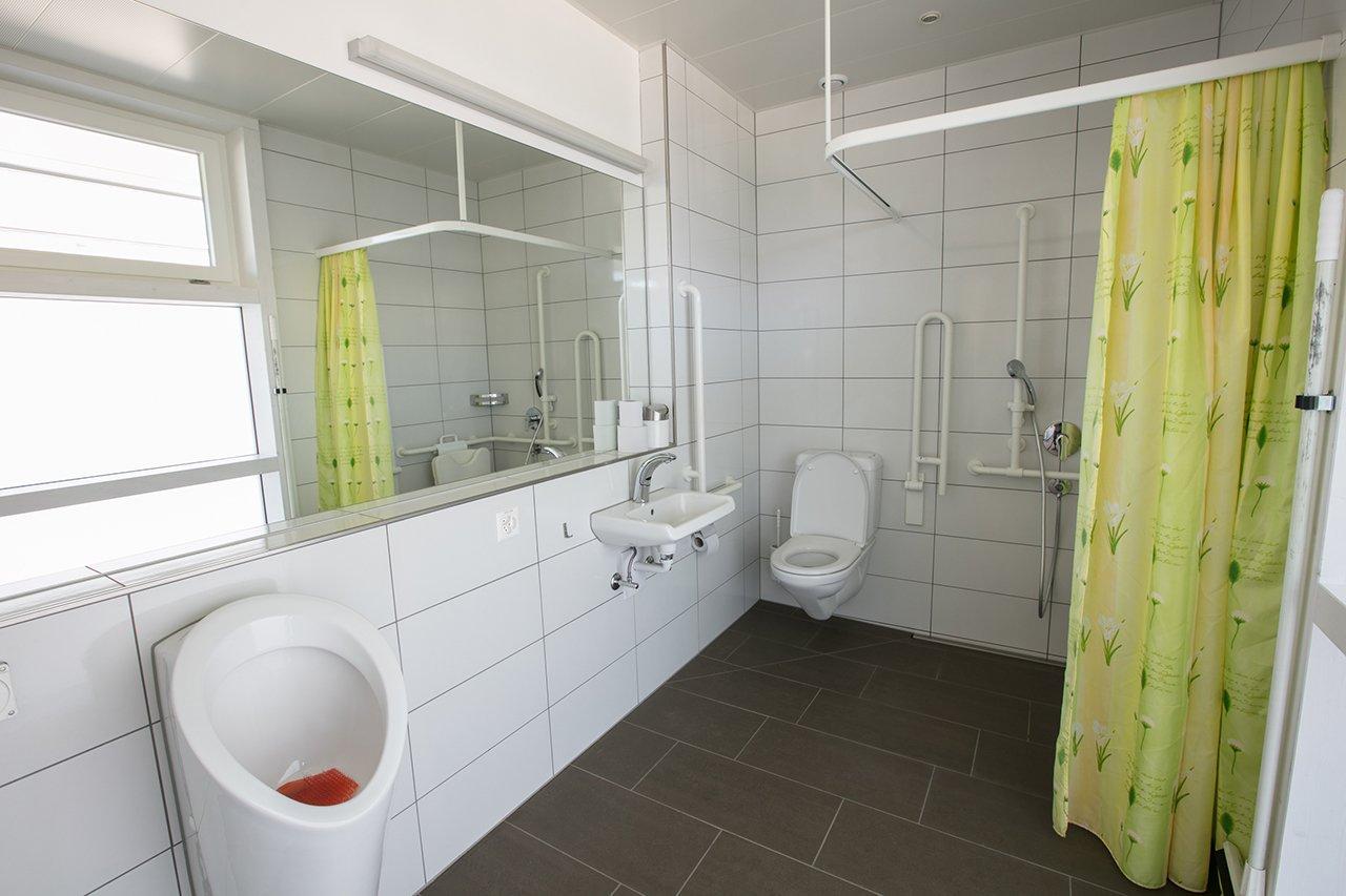 Ausstattung - Sanitäre Anlagen Seehorn Dusche